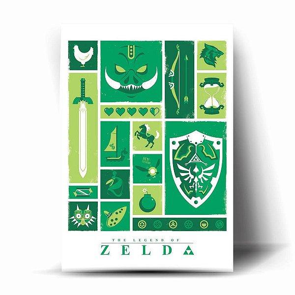 The Legend of Zelda Minimalist