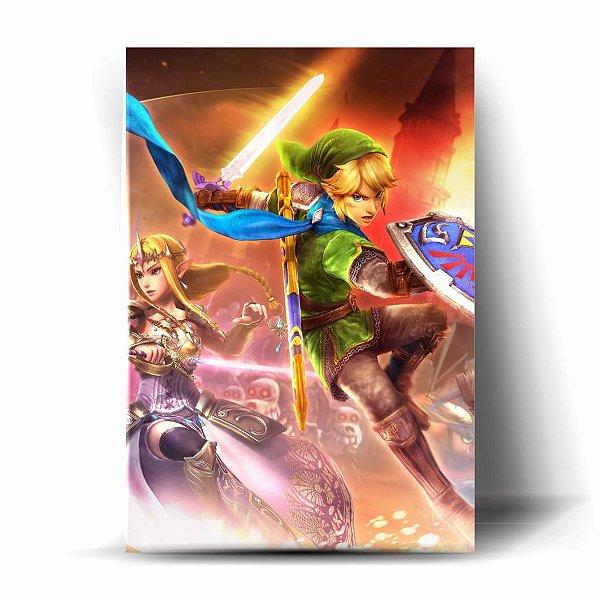 Link and Zelda #02