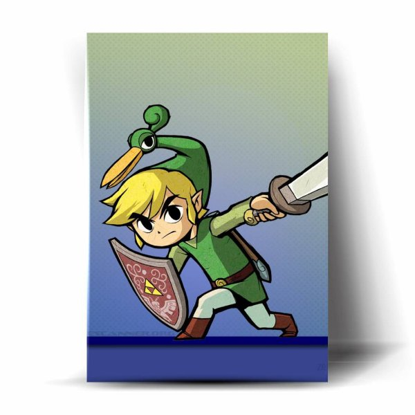 Link The Minish Cap