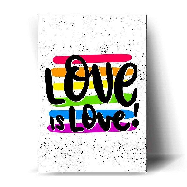 Love is Love !