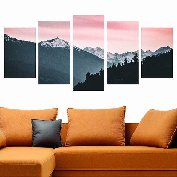 Mosaico Montanhas #01
