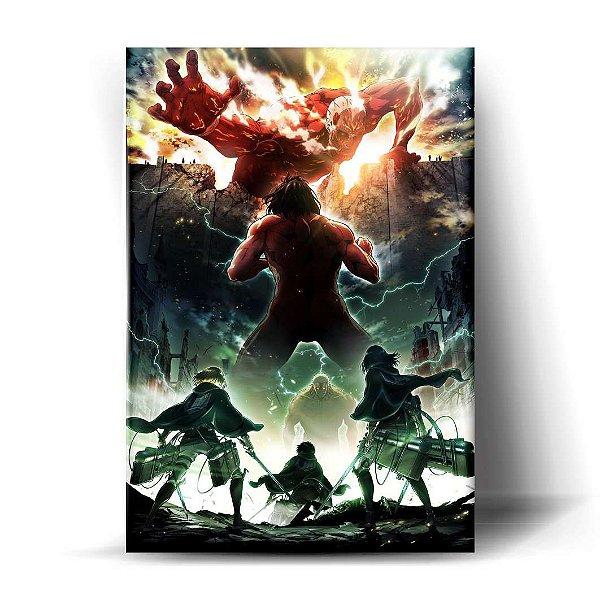 Attack on Titan - Shingeki No Kyojin #03