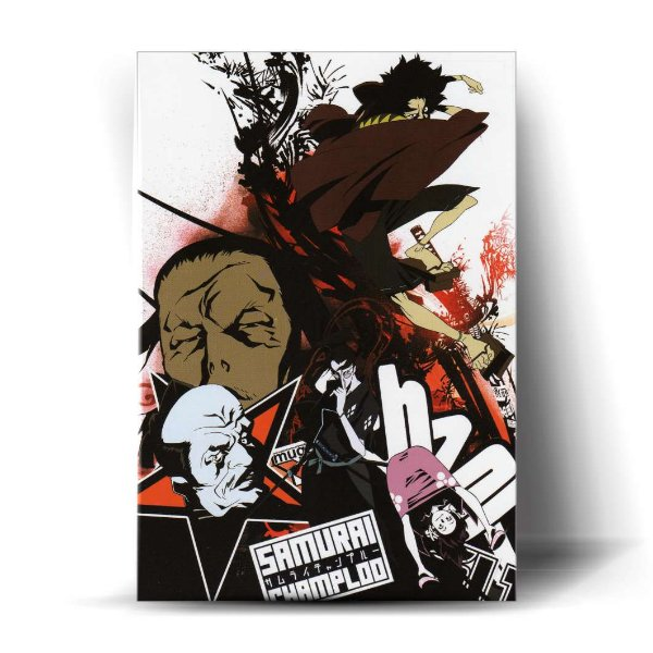 Samurai Champloo #01