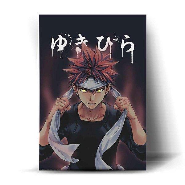 Shokugeki no Soma #01