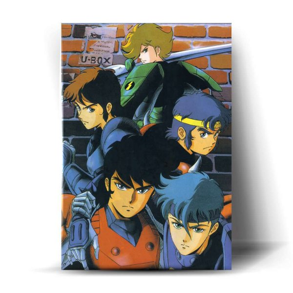 Samurai Warriors #02