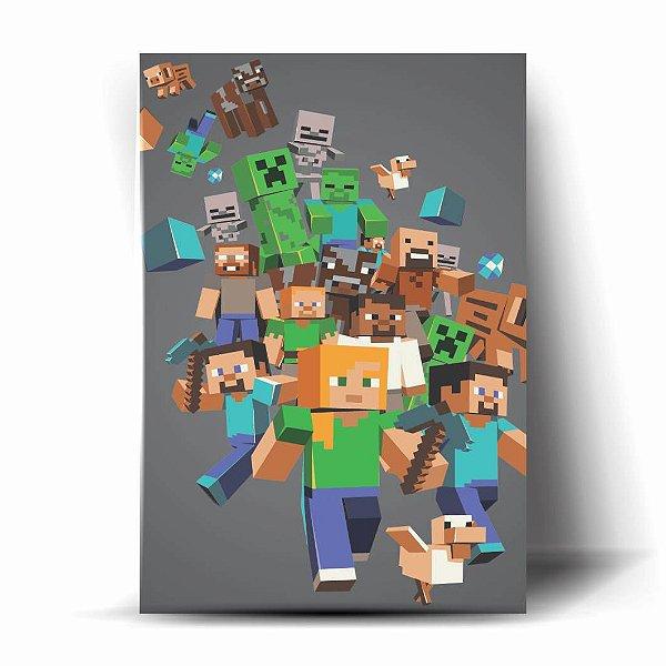 Minecraft #01