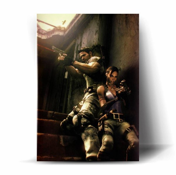 Resident Evil 5 #7