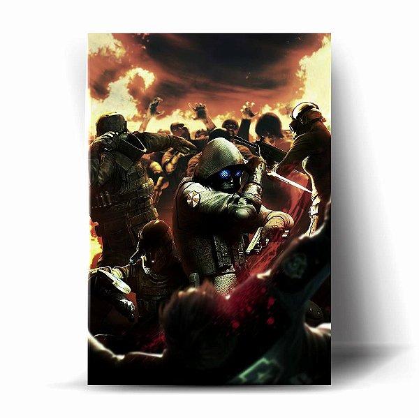 Resident Evil #09