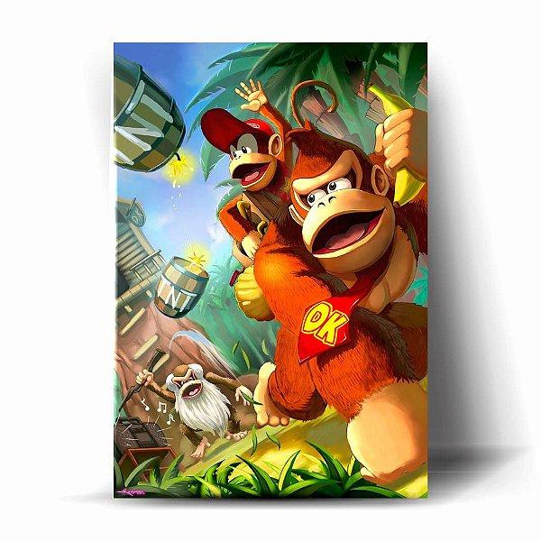 Donkey Kong e Diddy Kong