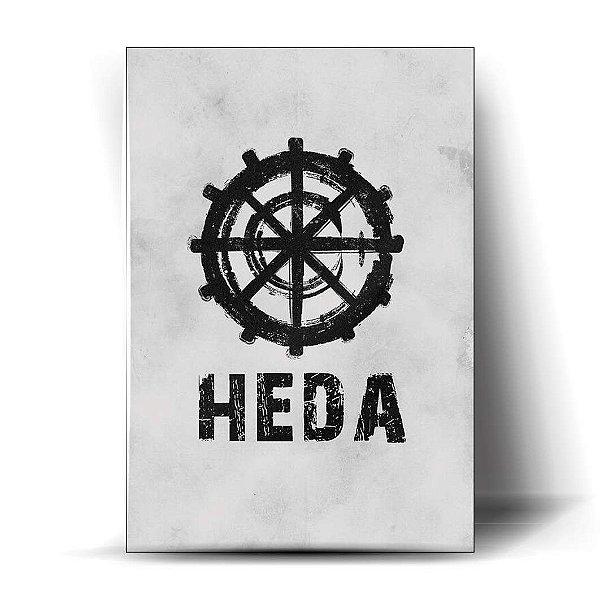 Heda - Símbolo