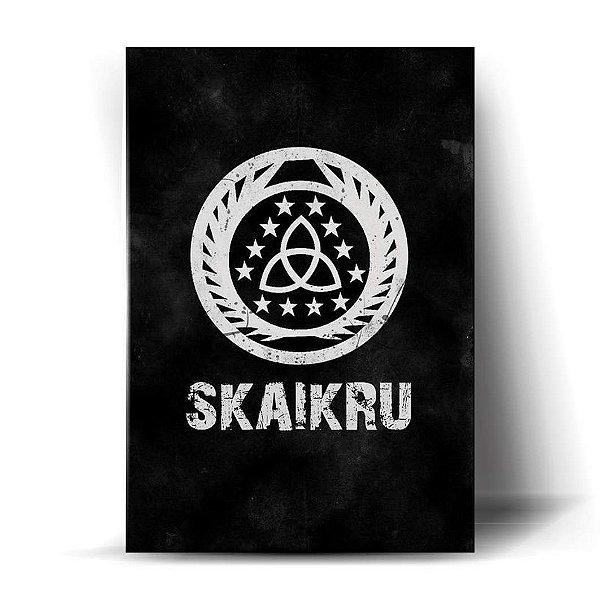 Skaikru - Símbolo