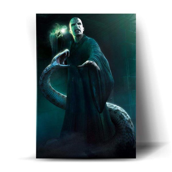Voldemort e Nagini