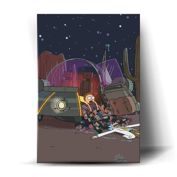 Rick and Morty #07