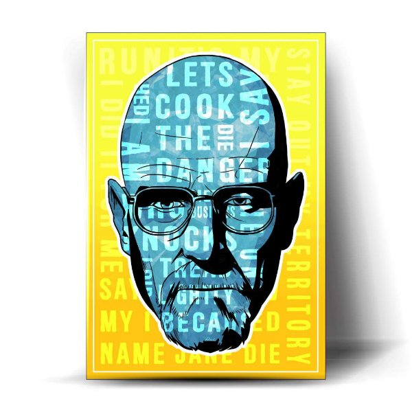 Breaking Bad Art #03