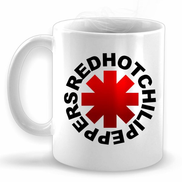 Red Hot Chili Peppers - Caneca