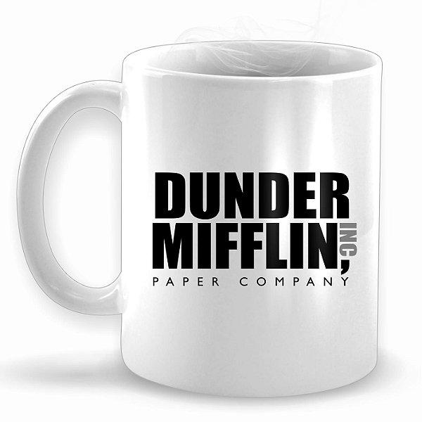 Dunder Mifflin - Caneca