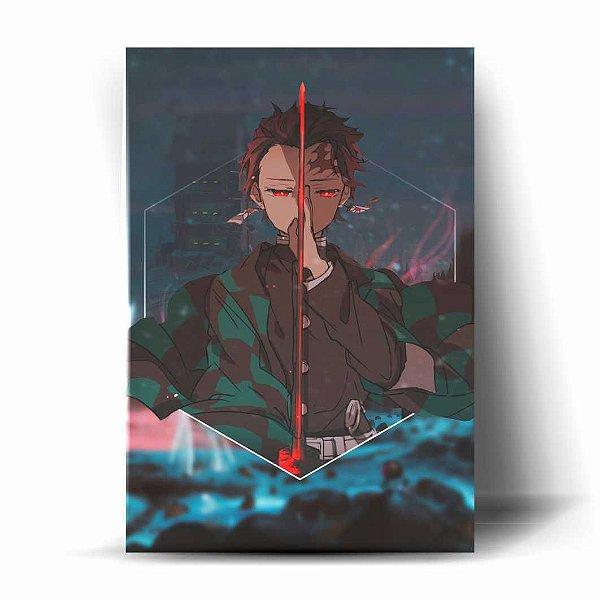 Tanjiro Art - Demon Slayer: Kimetsu no Yaiba #02