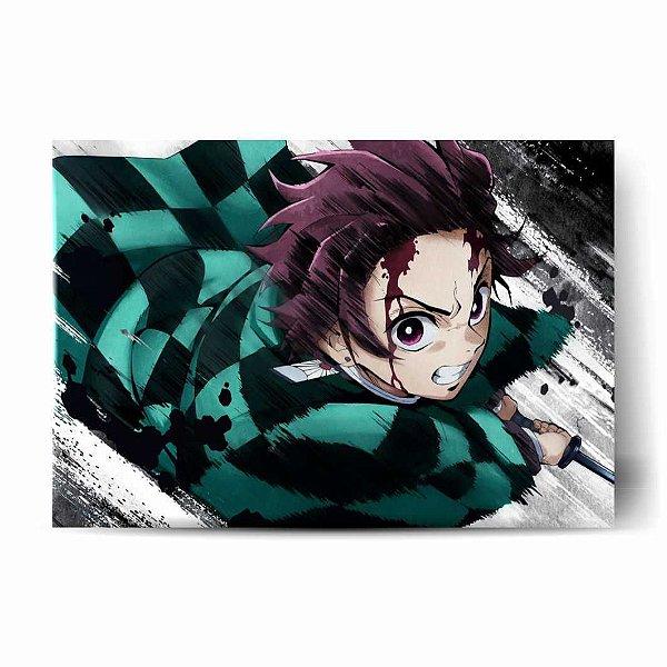 Tanjiro Ataque - Demon Slayer: Kimetsu no Yaiba