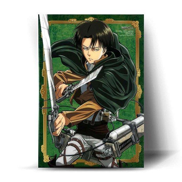 Levi Ackerman Art - Shingeki no Kyojin
