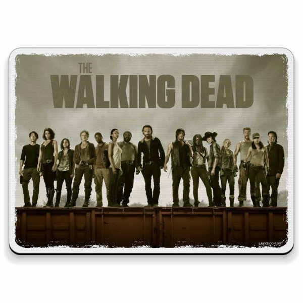 The Walking Dead TWD - Mouse Pad