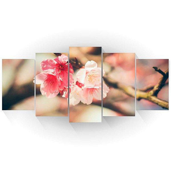 Mosaico Flor de Cerejeira Rosa