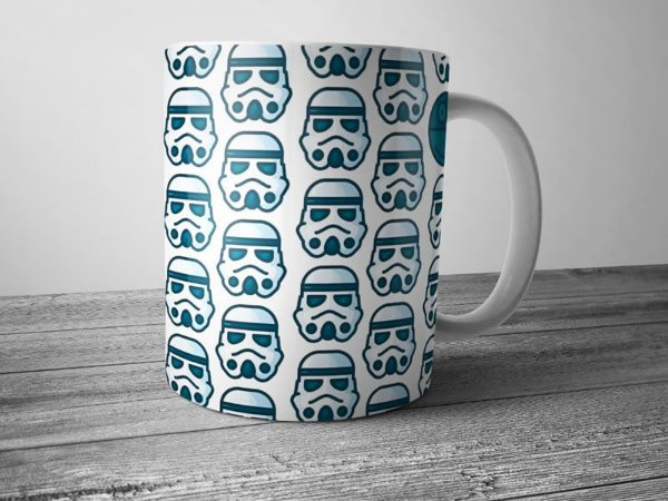 Caneca Stormtroopers