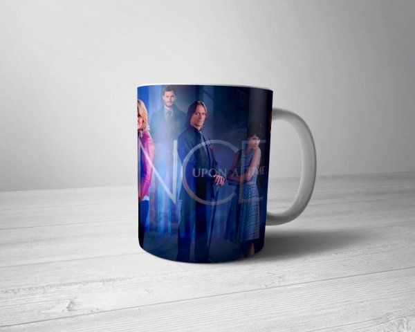 Caneca Personalizada Once Upon a Time