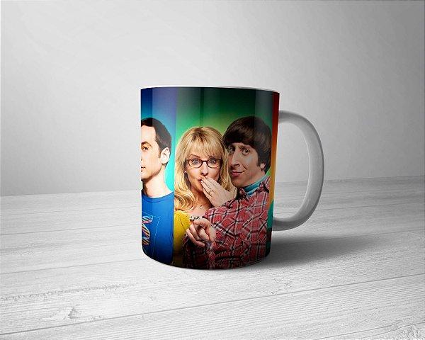 Caneca Personalizada The Big Bang Theory