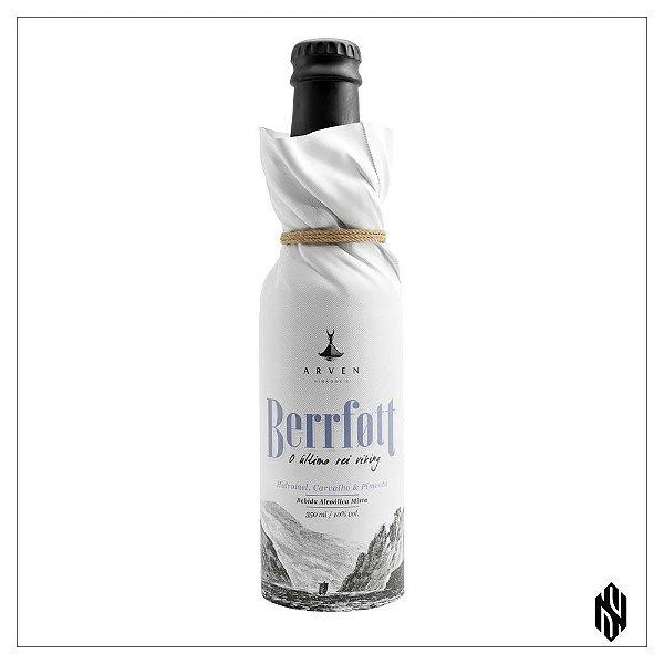Berrfott Hidromel Carvalho & Pimenta - 350ml