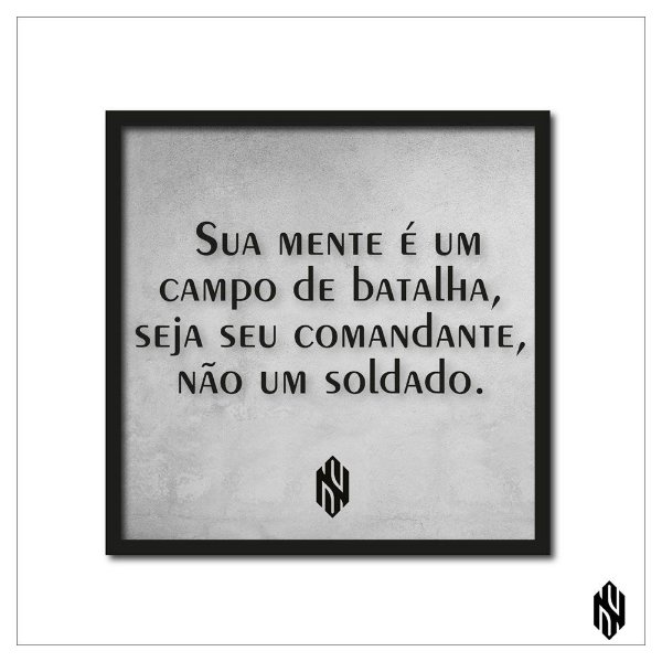 Quadro Soulnord - GUERREIRO
