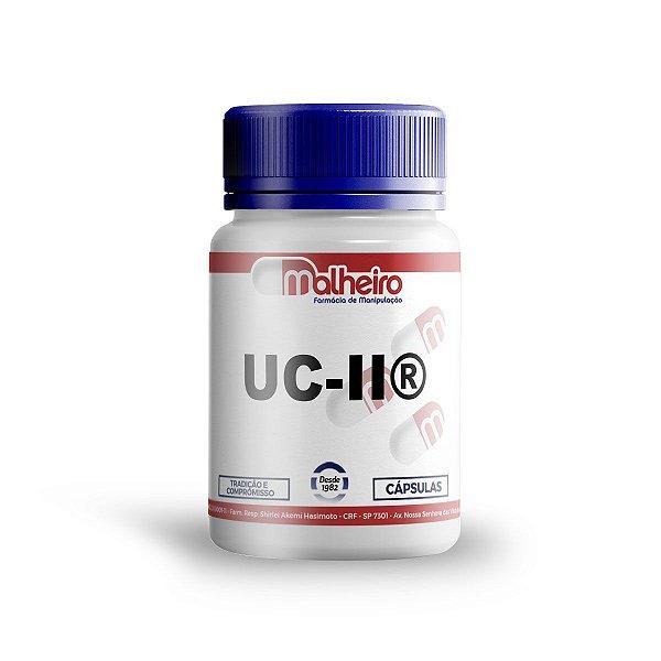 UC-II® 40MG CÁPSULAS C/ SELO E CÁPSULAS DE AUTENTICIDADE