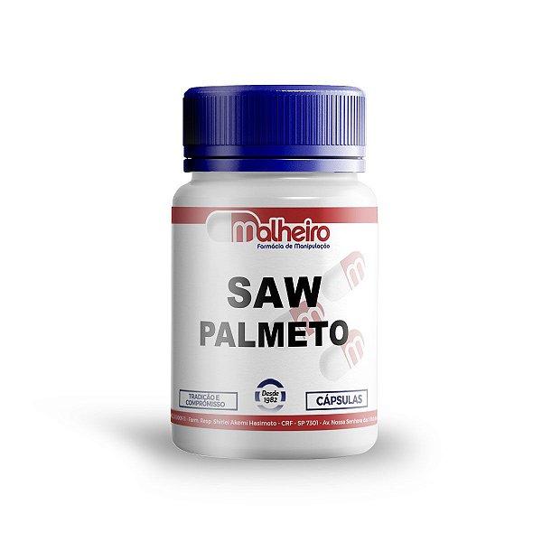 SAW PALMETO (SERENOA REPENS) 160MG CÁPSULAS