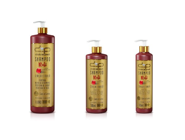Linha Dolce Pet Liso Absoluto