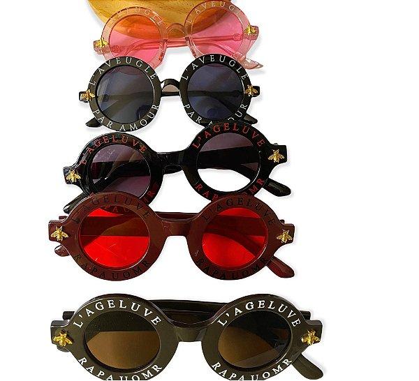 Óculos de sol de Grife