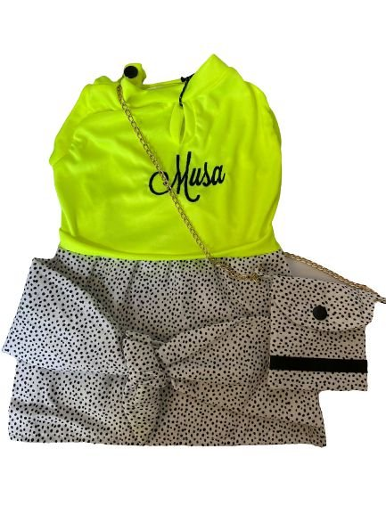 Vestido Musa