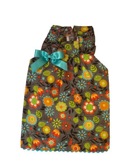 Blusinha floral