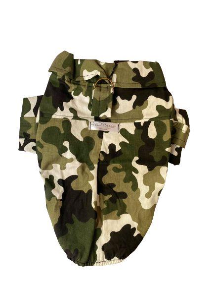Camisa Camuflada