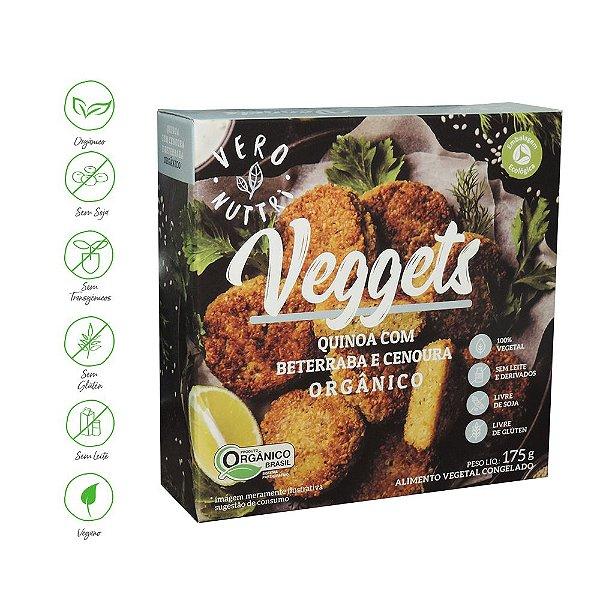 Veggets Vero Nuttri Quinoa com Beterraba & Cenoura Orgânico 175g  (Un)