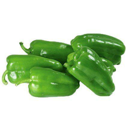 Pimentão verde orgânico 250g