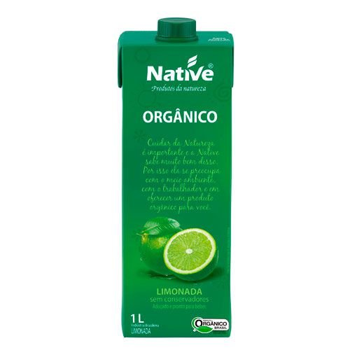 Limonada Orgânica 1L Native