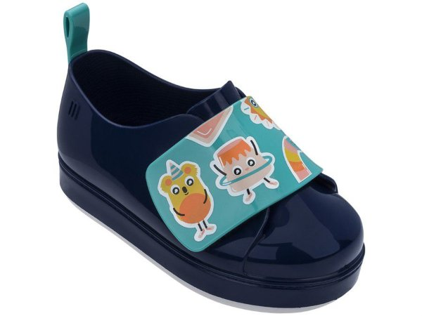 Mini Melissa Go Sneaker + Turma Do Pudim