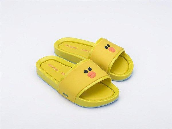 Mini Melissa Beach Slide + Line Friends Inf