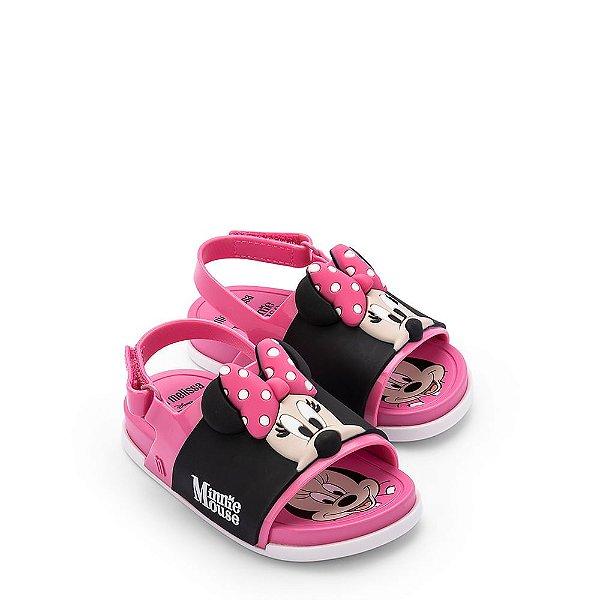 Mini Melissa Beach Slide Sandal + Mickey And Friends BB