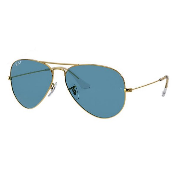 Óculos Ray-Ban Aviator Classic ouro RB3026