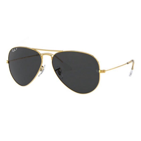 Óculos Ray-Ban Aviator Classic ouro RB3527