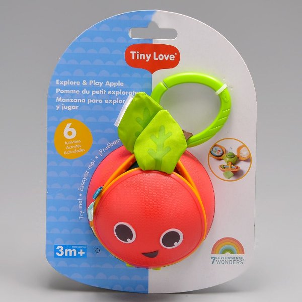 BRINQUEDO EXPLORE & PLAY APPLE TINY LOVE 12M+