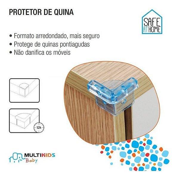 PROTETOR DE QUINA MULTIKIDS