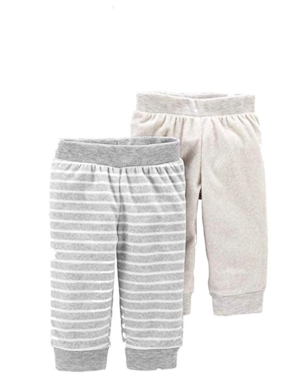 KIT CALÇA FLEECE SIMPLE JOYS BY CARTER'S