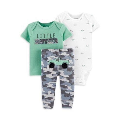 CONJUNTO LITTLE BROTHER CHILD OF MINE BY CARTER'S