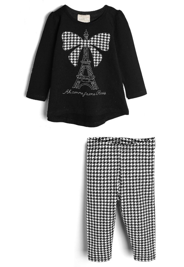 CONJUNTO PARIS MILON